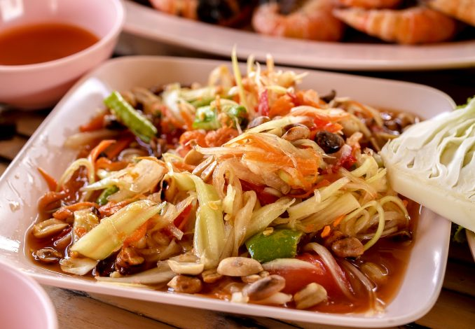 Sauce Thaï