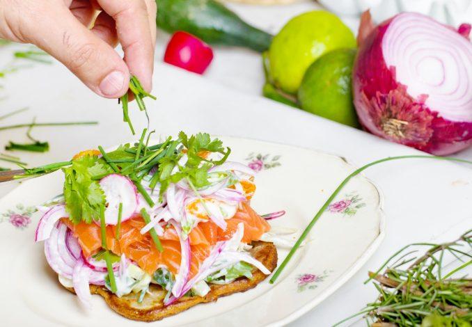 Salade Cumin